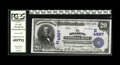 National Bank Notes:Pennsylvania, Reading, PA - $20 1902 Date Back Fr. 647 The Reading NB Ch. #(E)4887. Originality and embossing are characteristics of ...