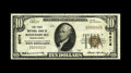 National Bank Notes:Pennsylvania, Rimersburg, PA - $10 1929 Ty. 1 The First NB Ch. # 6676.Interestingly, this lone Serial Number 2 sits alone as the most...