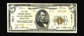National Bank Notes:Pennsylvania, State College, PA - $5 1929 Ty. 2 The First NB Ch. # 7511. A second example from this rare bank. This Very Fine disc...