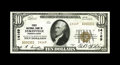 National Bank Notes:Pennsylvania, Sykesville, PA - $10 1929 Ty. 2 First NB Ch. # 14169. A lovely14000 charter example which misses the Choice Uncirculate...