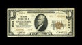 National Bank Notes:Pennsylvania, Uniontown, PA - $10 1929 Ty. 2 The Second NB Ch. # 5034. Despite anissue of more than 10,000 Type 2 notes in denominati...