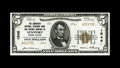 National Bank Notes:Rhode Island, Newport, RI - $5 1929 Ty. 2 The Aquidneck National Exchange Bank& Savings Co Ch. # 1546. A plethora of small size notes...