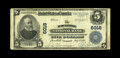 National Bank Notes:Virginia, Purcellville, VA - $5 1902 Plain Back Fr. 607 The Purcellville NBCh. # 6018. This appealing Virginia note is a bit too ...