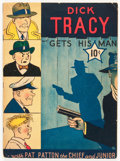 Golden Age (1938-1955):Crime, Large Feature Comic #4 Dick Tracy (Dell, 1939) Condition: VG/FN....