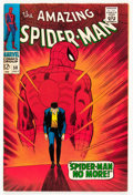 Silver Age (1956-1969):Superhero, The Amazing Spider-Man #50 (Marvel, 1967) Condition: FN....