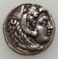 Ancients:Greek, Ancients: MACEDONIAN KINGDOM. Alexander III the Great. AR tetradrachm (17.12 gm)....