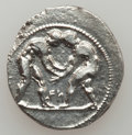 Ancients:Greek, Ancients: PAMPHYLIA. Aspendus. Ca. 420-370 BC. AR stater (10.78gm)....