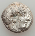 Ancients:Greek, Ancients: ATTICA. Athens. Ca. 393-350 BC. AR tetradrachm (22mm,16.71 gm, 9h)....