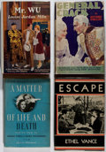 Books:Fiction, [Photoplay Editions]. Group of Four Books. Various, ca. 1920-1946.Very good.... (Total: 4 Items)