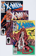 Modern Age (1980-Present):Superhero, X-Men Group (Marvel, 1982-94) Condition: Average NM-.... (Total: 54Comic Books)