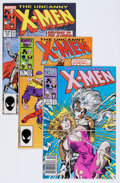 Modern Age (1980-Present):Superhero, X-Men Group (Marvel, 1981-93) Condition: Average NM-.... (Total: 64Comic Books)