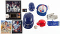 Baseball Collectibles:Others, Collection of Signed Baseball Memorabilia. ...
