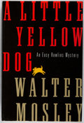 Books:Mystery & Detective Fiction, Walter Mosley. INSCRIBED. A Little Yellow Dog. Norton, 1996.First edition, first printing. Signed and inscribed b...