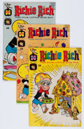 Silver Age (1956-1969):Humor, Richie Rich File Copy Group (Harvey, 1968-70) Condition: Average VF/NM.... (Total: 64 Comic Books)