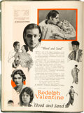 """Movie Posters:Miscellaneous, Paramount Exhibitor Book (Paramount, 1922). Exhibitor Book (Multiple Pages, 9.5"""" X 12.5"""").. ..."""
