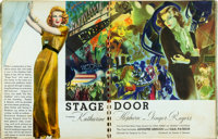 """RKO Exhibitor Book (RKO, 1937-1938). (Multiple Pages, 9.5"""" X 12"""")"""