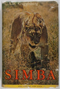 Books:Natural History Books & Prints, C. A. W. Guggisberg. Simba: The Life of the Lion. Chilton, 1963. First American edition, first printing. Minor rubbi...