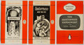 Books:Science Fiction & Fantasy, Nigel Kneale. Group of Three Quatermass Books Published by Penguin. 1959-1960. All are first printing. Toning to pages. Phot... (Total: 3 Items)
