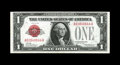 Small Size:Legal Tender Notes, Fr. 1500 $1 1928 Legal Tender Note. Crisp Uncirculated.. Plenty of snap remains on this note that has had a clear lacquer ap...