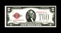 Small Size:Legal Tender Notes, Fr. 1501* $2 1928 Legal Tender Note. Choice Crisp Uncirculated.. The opportunity to acquire one of these replacement notes d...