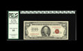 Small Size:Legal Tender Notes, Fr. 1551 $100 1966A Legal Tender Note. PCGS Choice About New 55.. This example sports embossing viewable through the third-p...