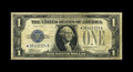 Small Size:Silver Certificates, Fr. 1604* $1 1928D Silver Certificate. Very Good+.. This truly tough replacement remains intact despite the heavy circulatio...