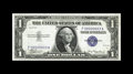 Small Size:Silver Certificates, Fr. 1607 $1 1935 Silver Certificate. Gem Crisp Uncirculated.. With the popularity of low and fancy serials at an all time hi...