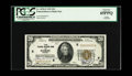Small Size:Federal Reserve Bank Notes, Fr. 1870-E $20 1929 Federal Reserve Bank Note. Gem Crisp Uncirculated.. A beautiful note which was likely a presentation pie...