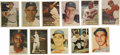 Baseball Cards:Sets, 1957 Topps Baseball Set. Highlights include #1 Ted Williams (HOF)(torn), 2 Yogi Berra (HOF) (G/VG), 10 Willie Mays (HOF) (V...