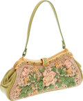 Luxury Accessories:Bags, Valentino Floral Wristlet Bag. ...