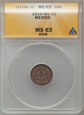 Mexico, Mexico: Estados Unidos Quartet 1906-15,... (Total: 4 items)