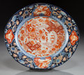 Asian:Japanese, A JAPANESE IMARI PORCELAIN OVAL PLATTER. Maker unknown, Imari,Japan, circa 1900. Unmarked. 1-7/8 x 11-7/8 x 10-1/2 inches (...