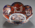 Asian:Japanese, A JAPANESE IMARI PORCELAIN BOWL. Maker unknown, Imari, Japan, circa1900. Unmarked. 4 inches high x 8-3/4 inches diameter (1...