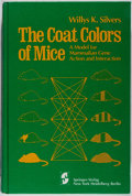 Books:Medicine, Willys K. Silvers. The Coat Colors of Mice. Springer-Verlag, 1979. First edition, first printing. Minor rubbing to b...