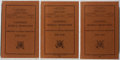 Books:Science & Technology, [Mining]. Group of Three California Mineral Production Bulletins. State of CA, 1939-1941. Very good.... (Total: 3 Items)