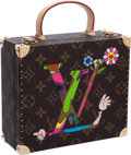 Luxury Accessories:Accessories, Louis Vuitton Limited Edition Takashi Murakami Jewelry Box. ...