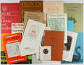 Books:Books about Books, [Books About Books]. Group of Book Related Ephemera, Including Publisher's Catalogs. More that 15 pieces. All good or better...