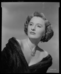 "Barbara Stanwyck (Paramount, 1950s). Kodak Safety Negative (8"" X 9.75""). Miscellaneous"
