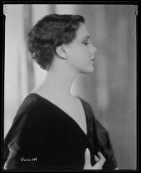"""Mary Brian (Paramount, 1930s). Nitrate Negative (7.75"""" X 9.75""""). Miscellaneous"""
