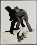 "Movie Posters:Horror, The Wolf Man (Universal, 1941). Publicity Photo (8"" X 10"").. ..."