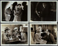 "Movie Posters:Mystery, Sherlock Holmes Faces Death (Universal, 1943). Photos (16) (8"" X10"").. ... (Total: 16 Items)"
