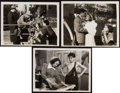 """Movie Posters:Crime, Dead End (United Artists, 1937). Photos (3) (8"""" X 10"""").. ...(Total: 3 Items)"""