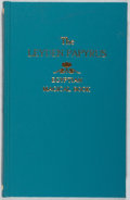 Books:Books about Books, F. Griffith. The Leyden Papyrus: An Egyptian Magical Book. Dover, 1974. Later edition. Mild rubbing to boards. N...