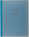 Books:Books about Books, [Books About Books]. Archie J. Little. Type: Cuts & Borders. Little, [n. d.]. Original wrappers and now bound in...