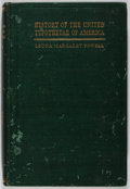 Books:Books about Books, [Books About Books]. Leona M. Powell. The History of the United Typothetae of America. University of Chicago, 1926. ...