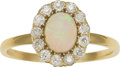 Estate Jewelry:Rings, Opal, Diamond, Gold Ring, Tiffany & Co.. ...