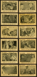 """Non-Sport Cards:Sets, 1955 Times Confectionery Roy Rogers """"South of Caliente"""" and """"In OldAmarillo"""" Complete Set Pair (2). ..."""
