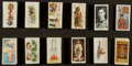 Non-Sport Cards:Sets, 1910's-1960's British Non-Sports Near and Complete Sets (12)....