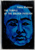 Books:Literature 1900-up, Yukio Mishima. INSCRIBED. The Temple of the Golden Pavilion.Secker & Warburg, 1959. First UK edition. Inscrib...