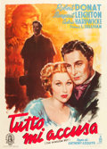 "Movie Posters:Drama, The Winslow Boy (Minerva, 1949). Italian 4 - Foglio (55"" X 78"")....."